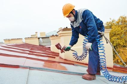 peinture de toiture metal